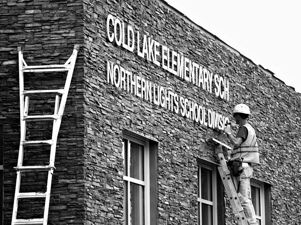 Cold Lake commercial contracting services